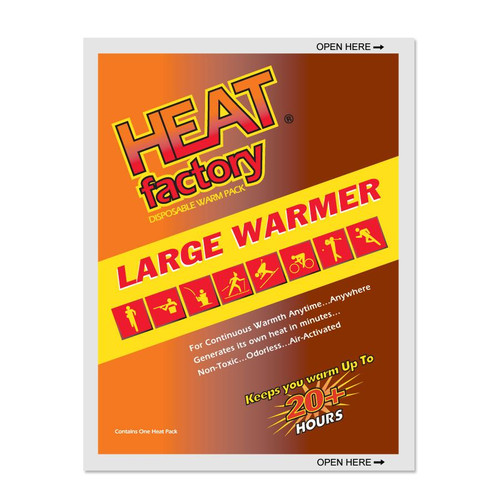 Large Warmer - Single