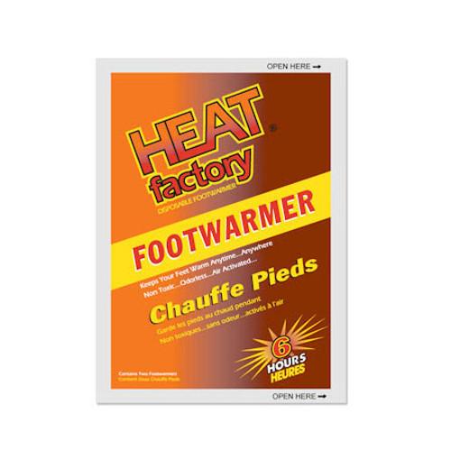 Footwarmer - Pair