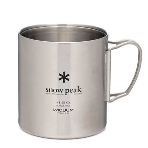 Insulated Stainless Steel Mug 450