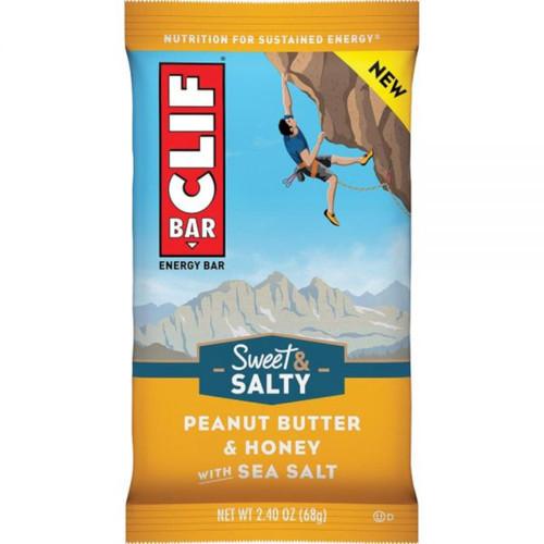 Clif Bar - Sweet & Salty: PB & Honey w/ Sea Salt