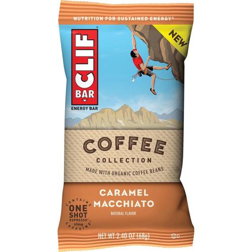 Clif Bar - Coffee Collection: Caramel Macchiato