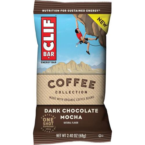 Clif Bar - Coffee Collection: Dark Chocolate Mocha