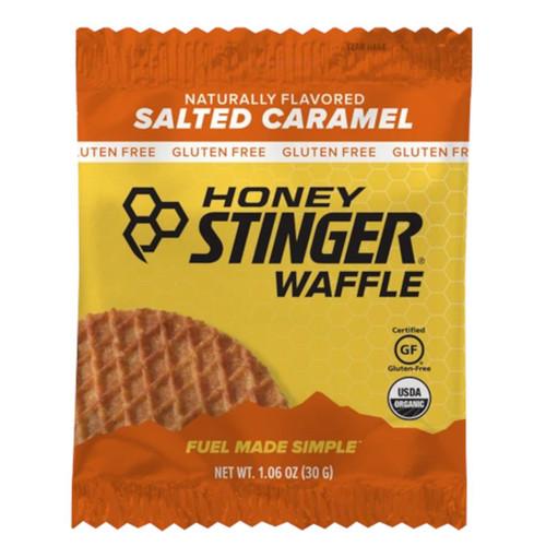 Gluten-Free Organic Salted Caramel Waffle