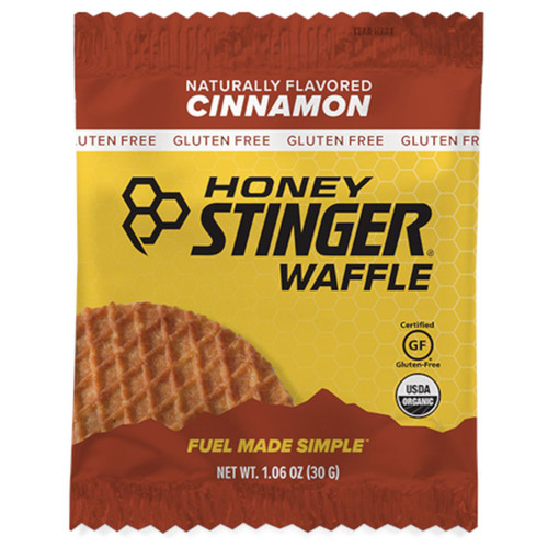 Gluten-Free Organic Cinnamon Waffle