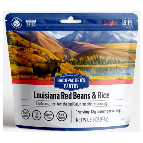Louisiana Red Beans & Rice - 1 Serving