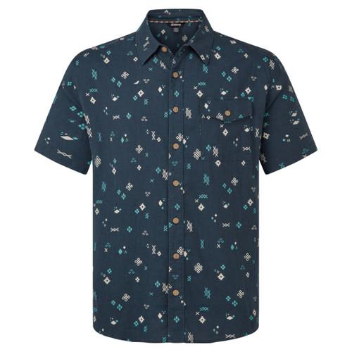 Kiran Short Sleeve Hemp Shirt - Men's (Spring 2021)