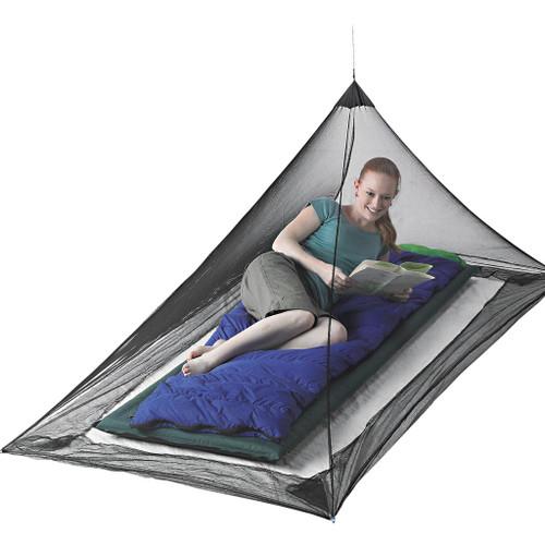 Pyramid Mosquito Net Shelter