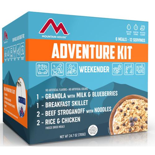 Adventure Weekender Kit