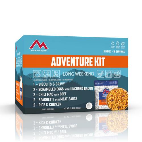 Adventure Long Weekend Kit
