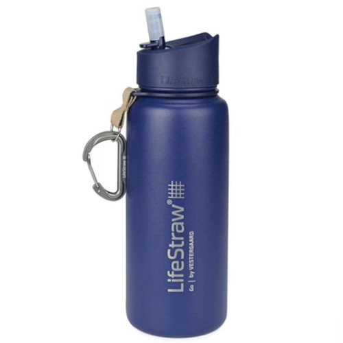 LifeStraw Go Stainless Steel