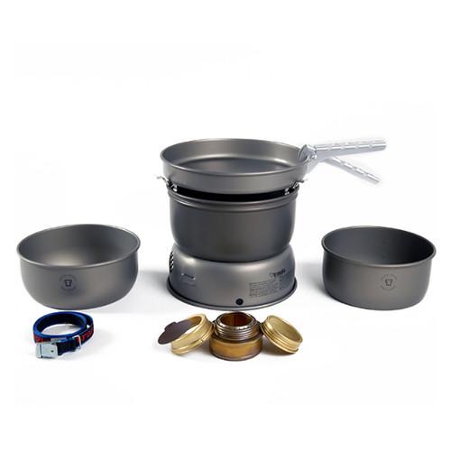 25-3 Hard Anodized Stove Kit
