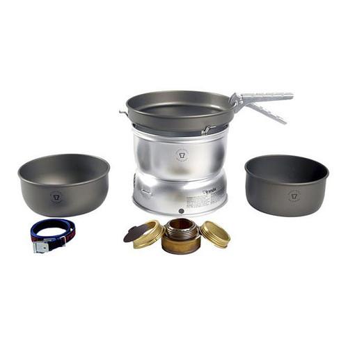 25-7 Hard Anodized Stove Kit