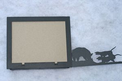 HOG DOG 8 x 10 PICTURE FRAME