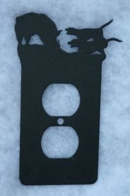 HOG DOG OUTLET COVER