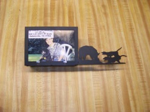 HOG DOG 3 X 5 PICTURE FRAME