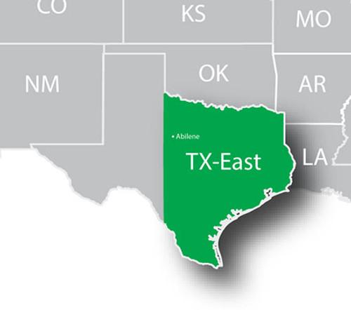 Garmin HuntView™ Plus Maps - East Texas
