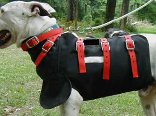 E. UGLY DOG PARA-ARAMID VEST