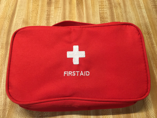 FIRST AID BAG (empty)