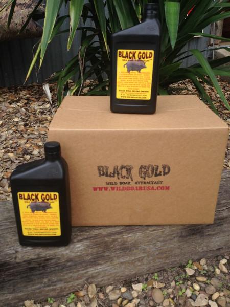 BLACK GOLD  CASE - 12 qt. bottles (WE DO NOT SHIP THIS INTERNATIONALLY)