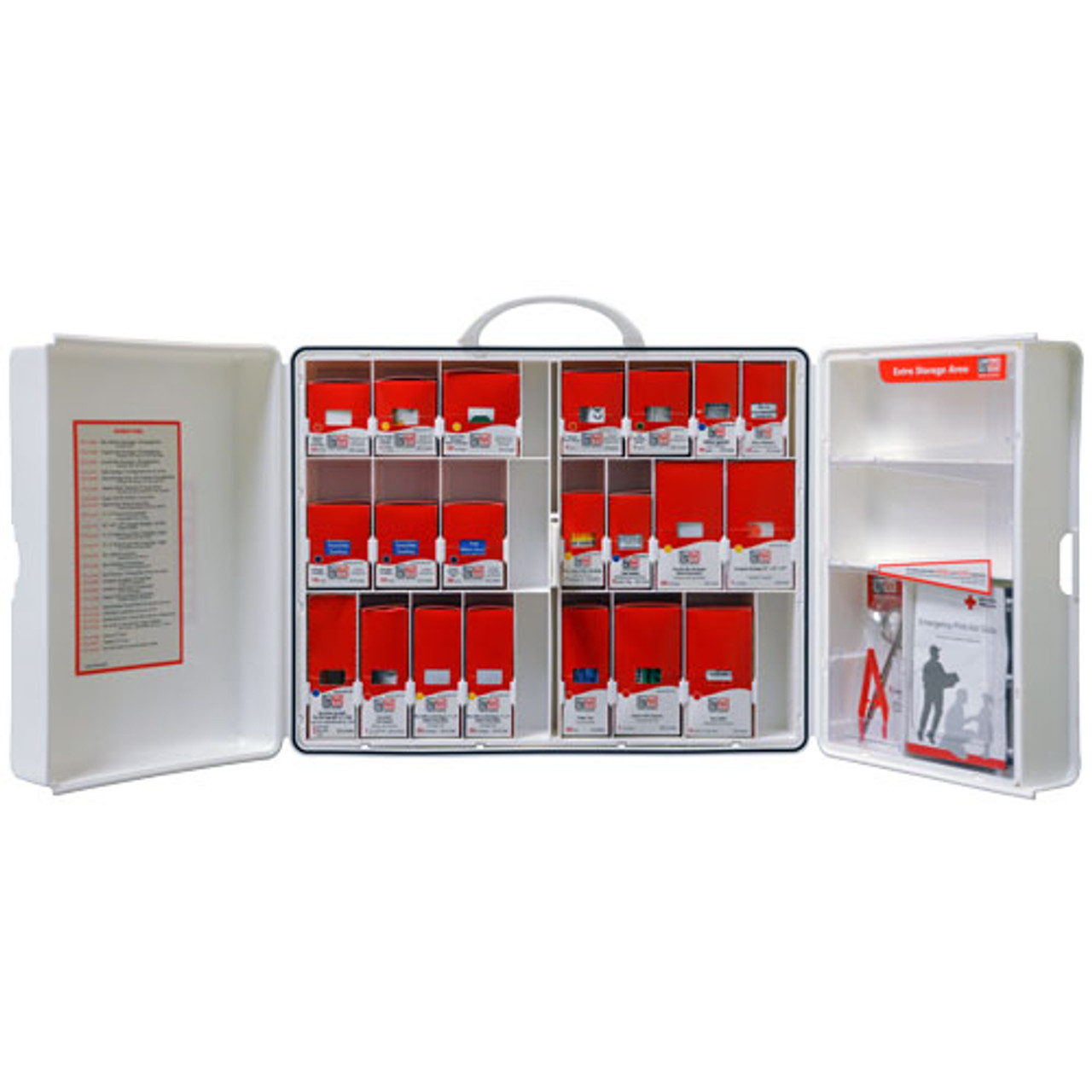 SafetyApplied® Large First Aid Kit - DayMark Safety