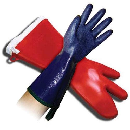 Burn Gloves & Guards