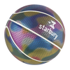 The Starbury Globe basketball without the glow effect.
