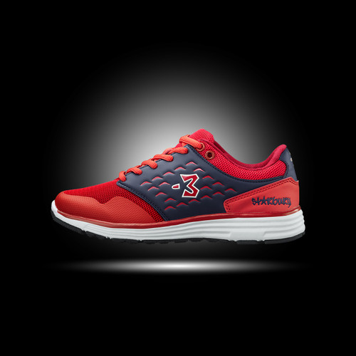 Inflight - Red/Navy