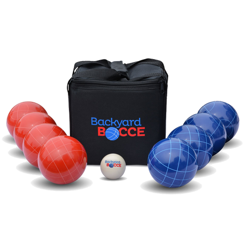 Backyard Bocce Tournament Bocce Ball Set