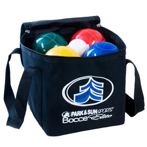 Park & Sun Elite Pro Bocce Ball Set