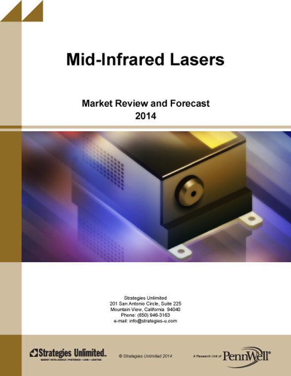 Mid-Infrared Lasers: Market Review and Forecast 2014
