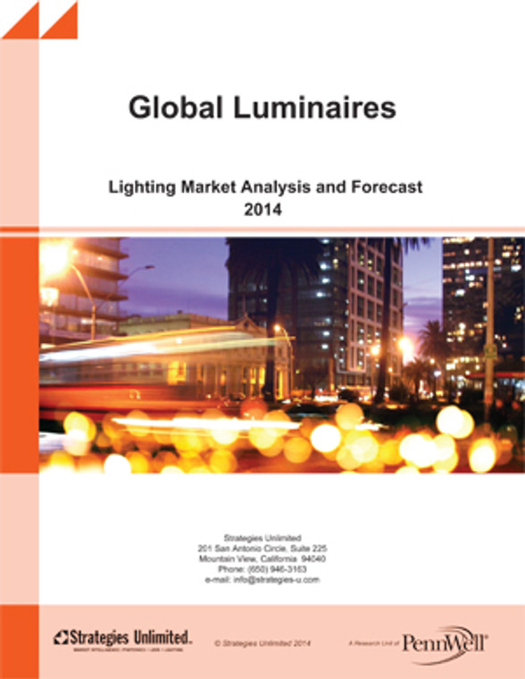 Global Luminaires: Lighting Market Analysis and Forecast 2014