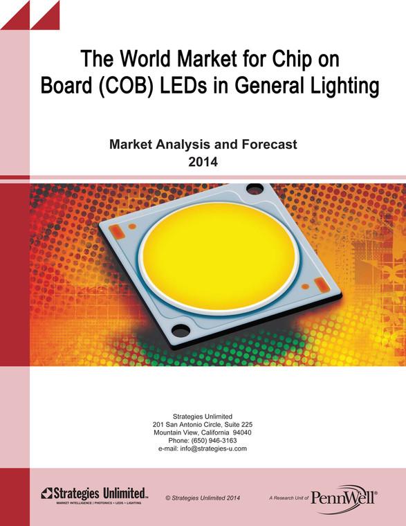 World Market for Chip on Board (COB) LEDs in General Lighting