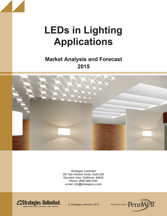 LEDs in Lighting Applications: Market Analysis and Forecast – 2015