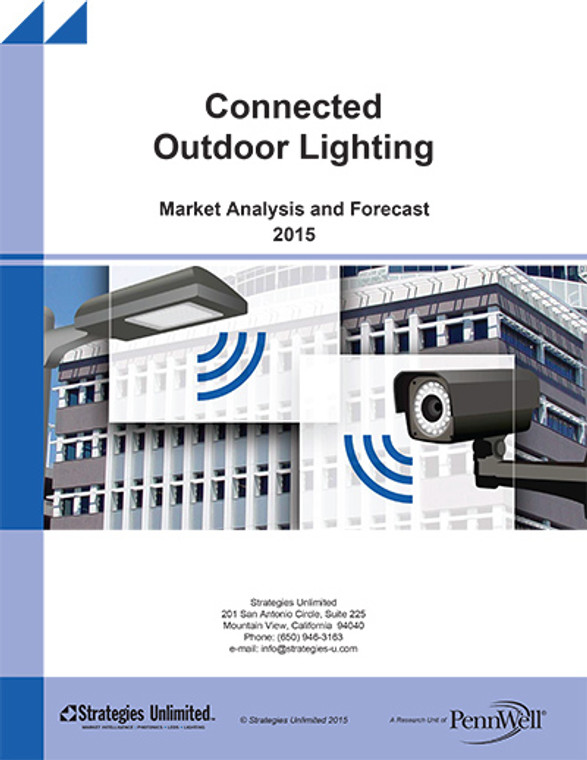 Connected Outdoor Lighting: Market Analysis and Forecast 2015