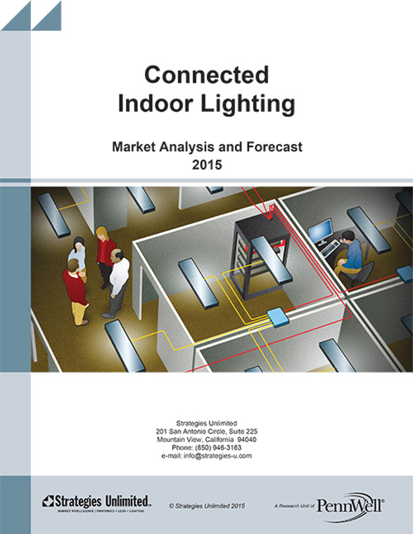 Connected Indoor Lighting: Market Analysis and Forecast 2015