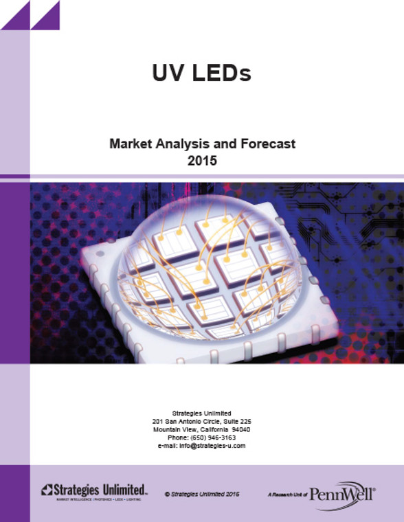 UV LEDs: Market Analysis and Forecast 2015
