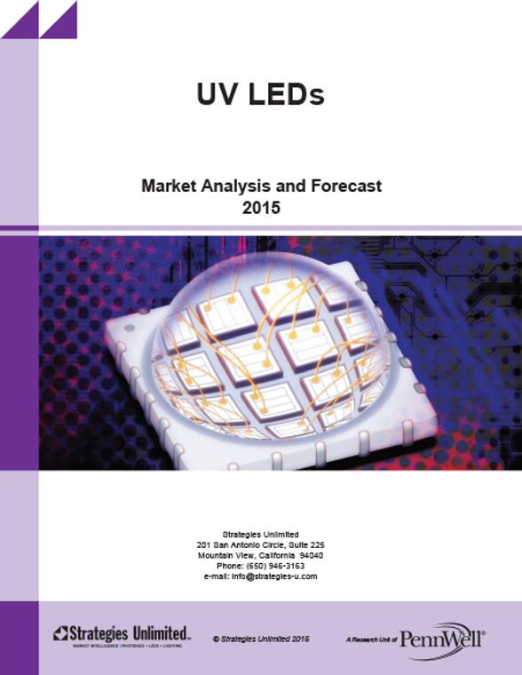 UV LEDs: Market Analysis and Forecast 2015