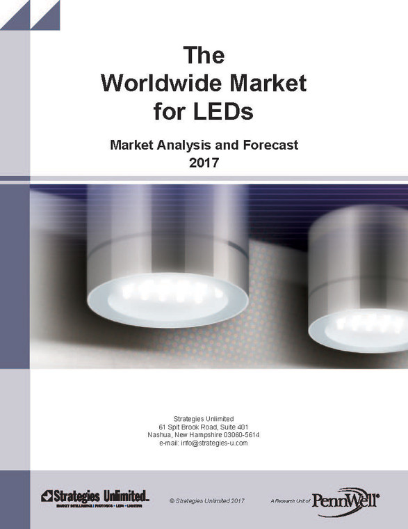 The Worldwide Market for LEDs – Market Analysis and Forecast 2017