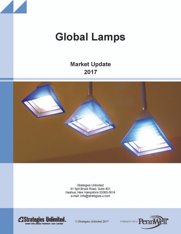 Global Lamps Market Update and Forecast 2017
