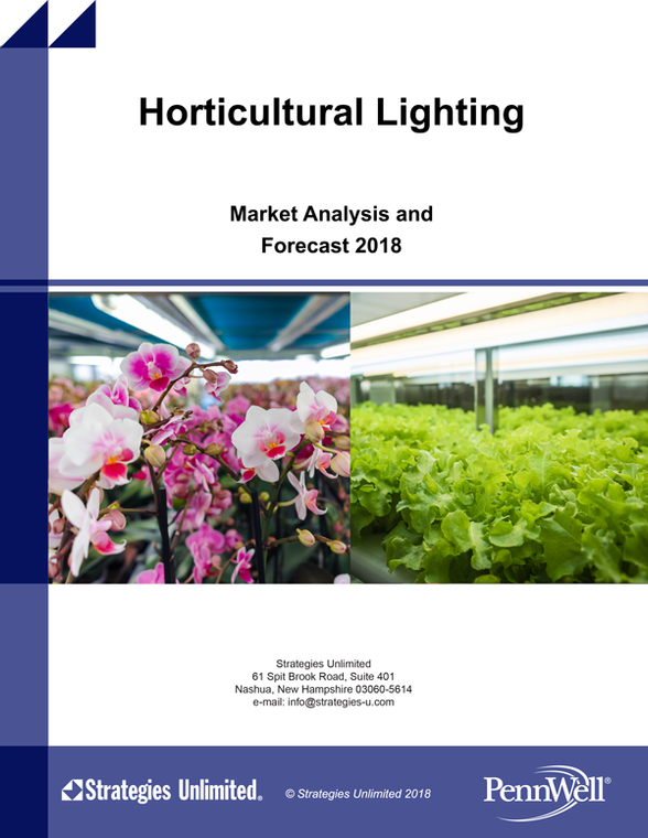 Horticultural Lighting: Market Analysis & Forecast 2018