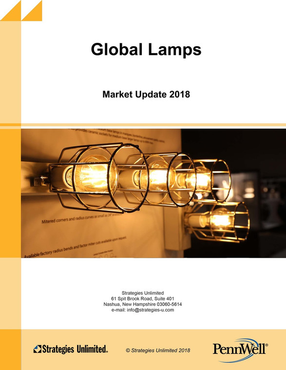 Global Lamps Market Update and Forecast 2018