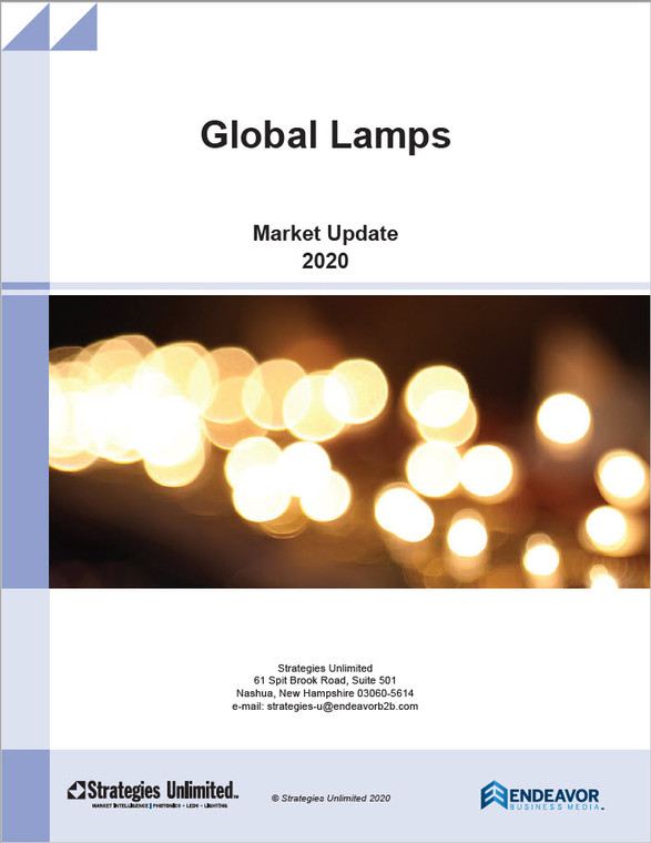 Global Lamps Market Update and Forecast 2020