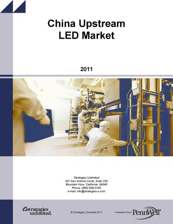 China Upstream LED Market 2011