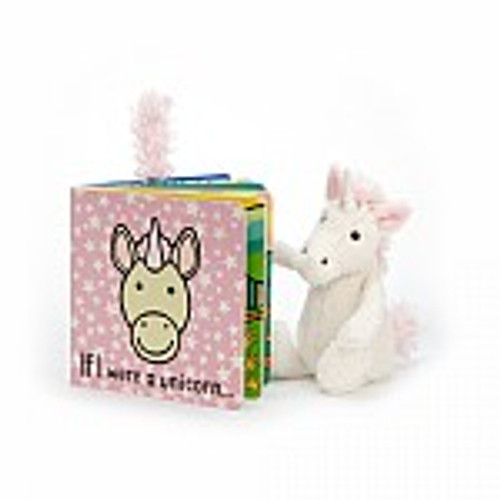 If I Were A Unicorn Book New
