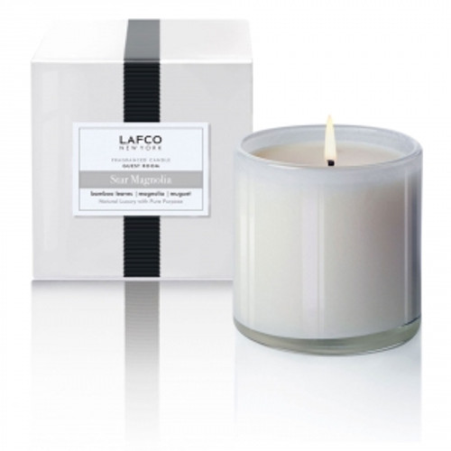 Lafco Star Magnolia Signature Candle - Guest Room