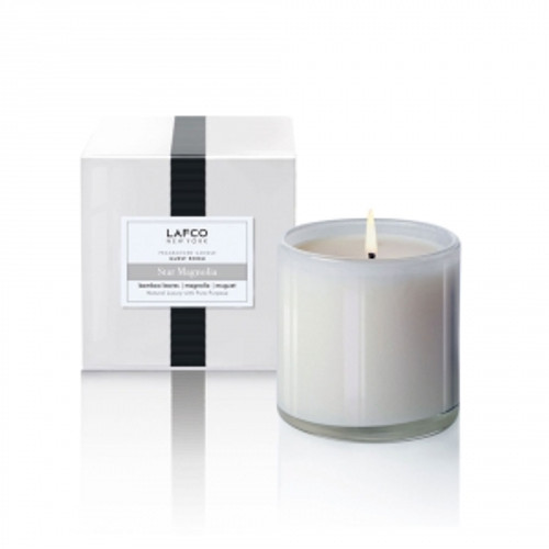 Lafco Star Magnolia Classic Candle - Guest Room