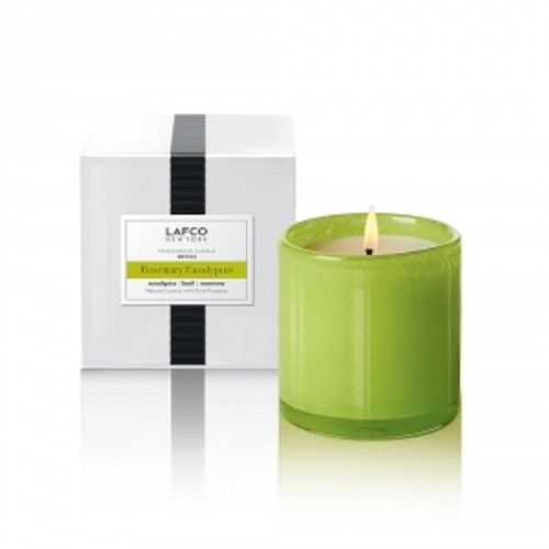 Lafco Rosemary Eucalyptus Classic Candle - Office