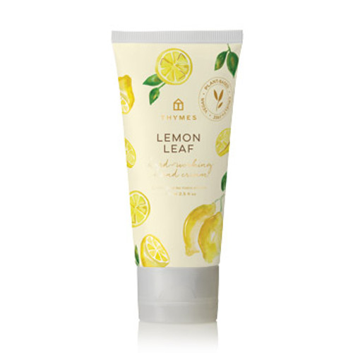 Replenish over-worked hands with a seriously hydrating dose of shea butter, sunflower seed oil, and pro-vitamin B5 while this sunny and sparkling fragrance creates a green, citrus-filled escape, leaving hands freshly scented.