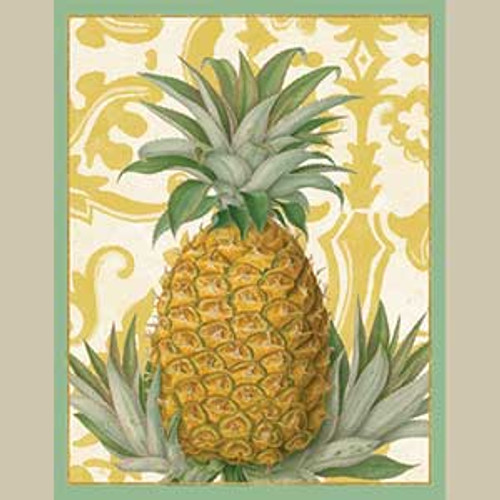 Bridge Tallies Royal Pineapple