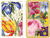 Playing Cards Redoute Floral - Large Type